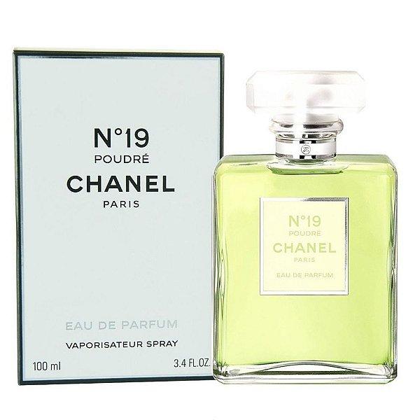 CHANEL N19 By Chanel