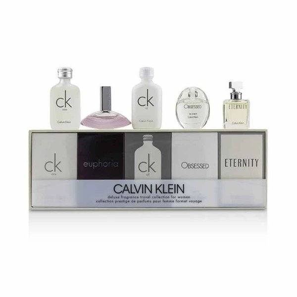 KIT CALVIN KLEIN DELUXE By Calvin Klein