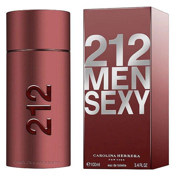 212 Sexy Men By Carolina Herrera