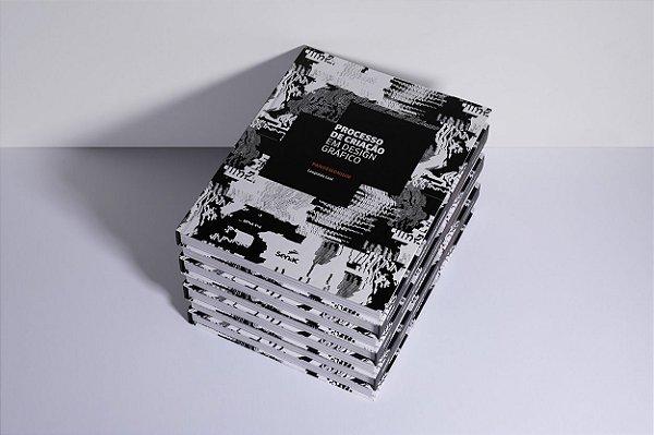 03. Livro Processo de criação em design gráfico: Pandemonium (Capa dura)