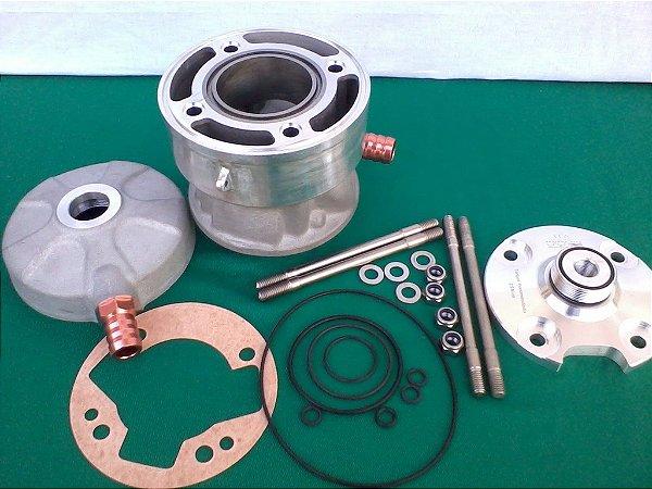 Cilindro Motor De Kart Kit Água