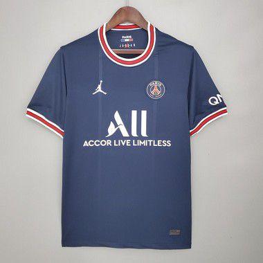 Nova Camisa PSG 1 Messi 30 Torcedor Masculina 2021 / 2022 - 021 Sport Store
