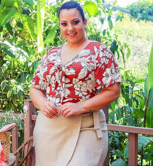 Cropped Fernanda Plus Size
