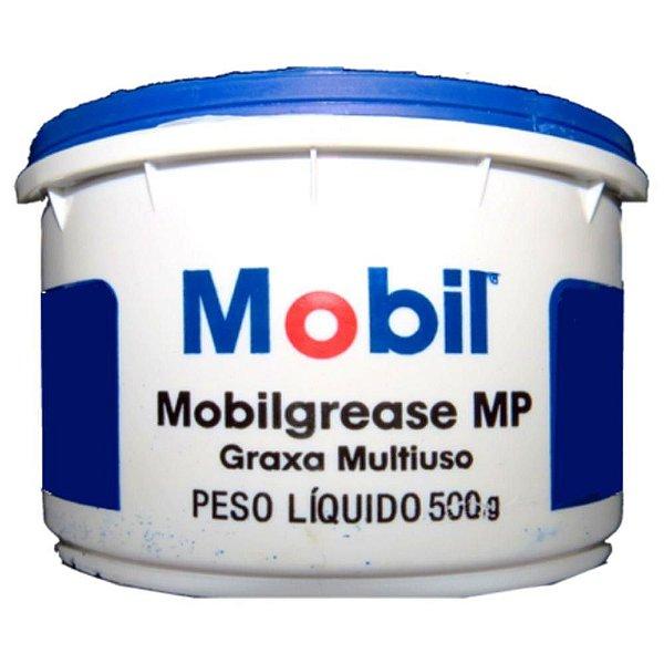 Graxa Multiuso Original Mobil Mobilgrease Mp Nlgi2 500 Grs
