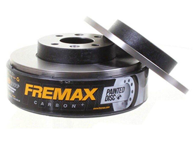 Par De Disco Freio Traseiro Original Fremax Carbon Vw Golf 1.6 e 2.0 1999 2000 2001 2002 2003 2004 2005 2006 2007 2008 2009 2010 2011 2012 2013