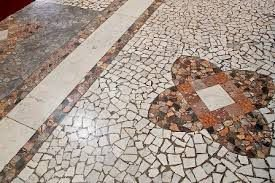 Caco De Piso Mosaico Porcelanato ensacado