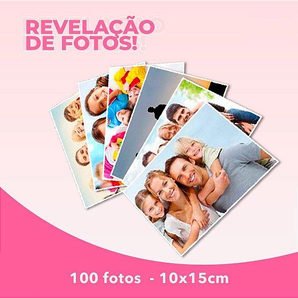 PACOTE 100 - Revelações 10X15