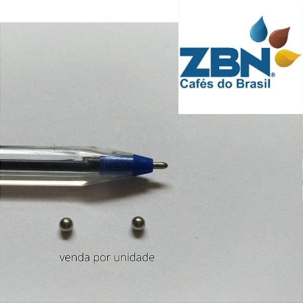 ESFERA DE AÇO 3,2MM REGULAGEM MOINHO SAECO/GAGGIA 128610421