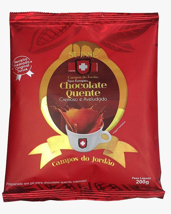 CHOCOLATE  QUENTE CREMOSO SUISSE CHOCOLAT PCT 200G