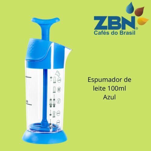 PRESSCA ESPUMADOR DE LEITE 100ml - AZUL