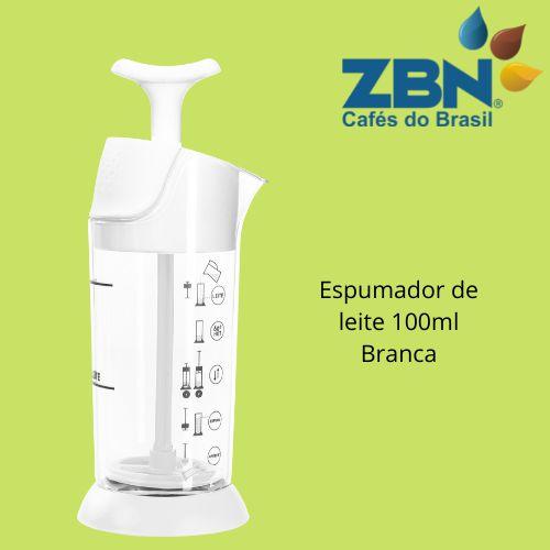 PRESSCA ESPUMADOR DE LEITE 100ml - BRANCA