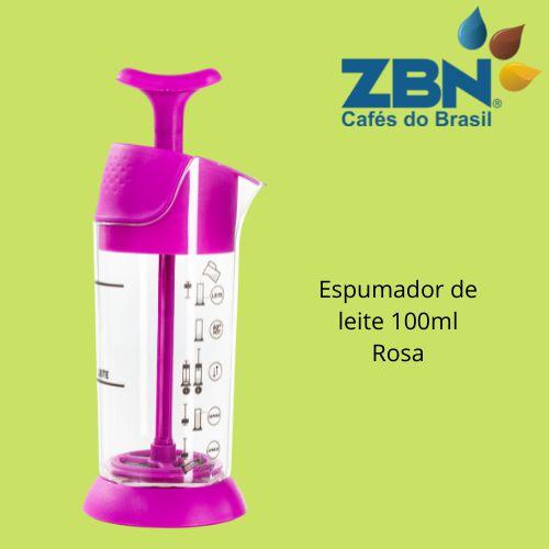 PRESSCA ESPUMADOR DE LEITE 100ml - ROSA