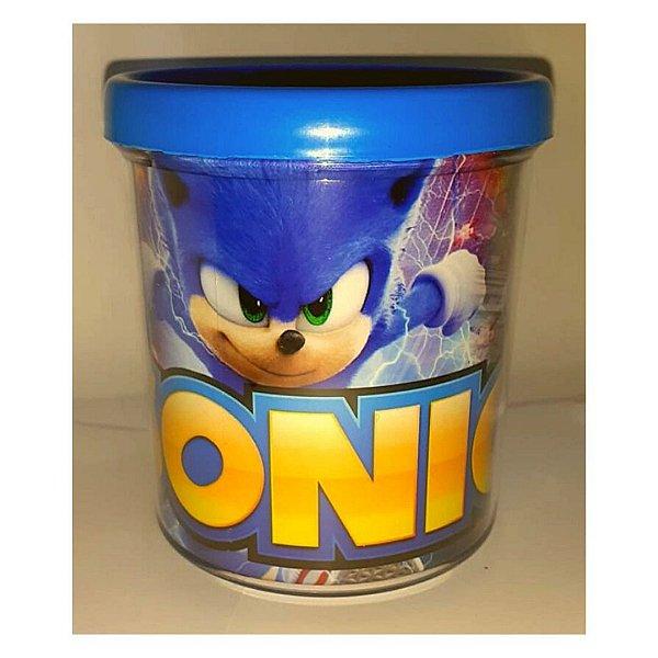 Caneca Sonic - Personalizada