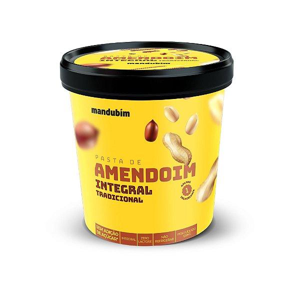 Pasta de Amendoim Integral Tradicional 1,02 quilos