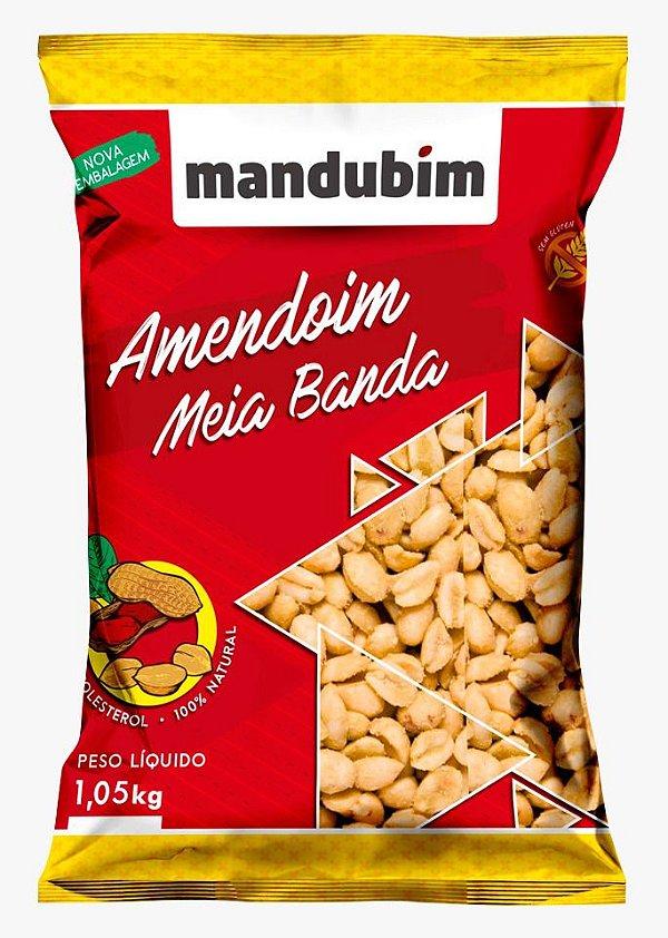 Amendoim Meia Banda 1,05 Quilos