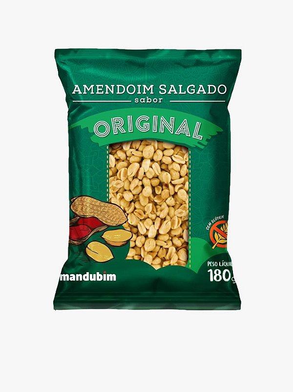 Amendoim Salgado Original 180g