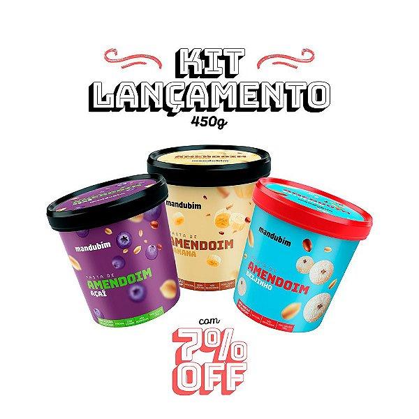 Kit Lançamento