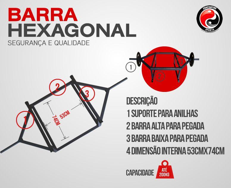 Barra Hexagonal