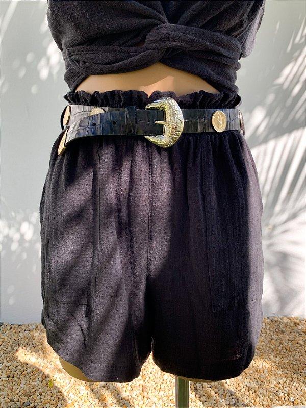 Shorts Soha preto