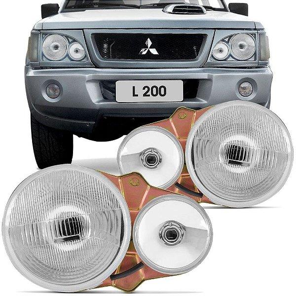 FAROL L200 SPORT 99 a 2004 FOCO DUPLO