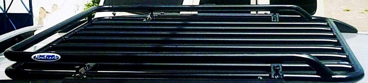 BAGAGEIRO EMBUTIDO ENTRE RACKS C/ FECHAMENTO - TROLLER