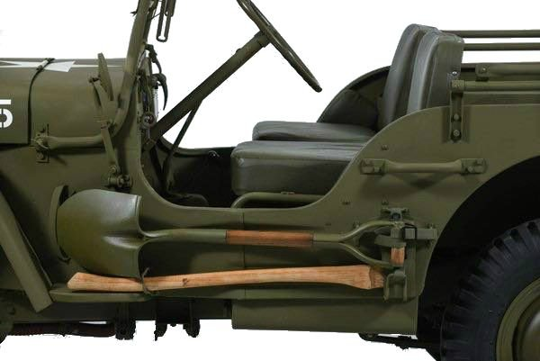 MACHADO COLLINS  PARA JEEP MILITAR GPW MB M38