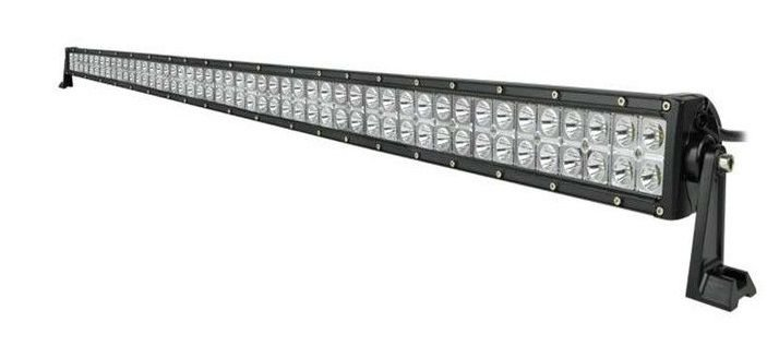 Barra Super Led Reta 300W 52 pol