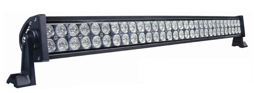 BARRA LED RETA 180W CREE LEDS LENTES 5D