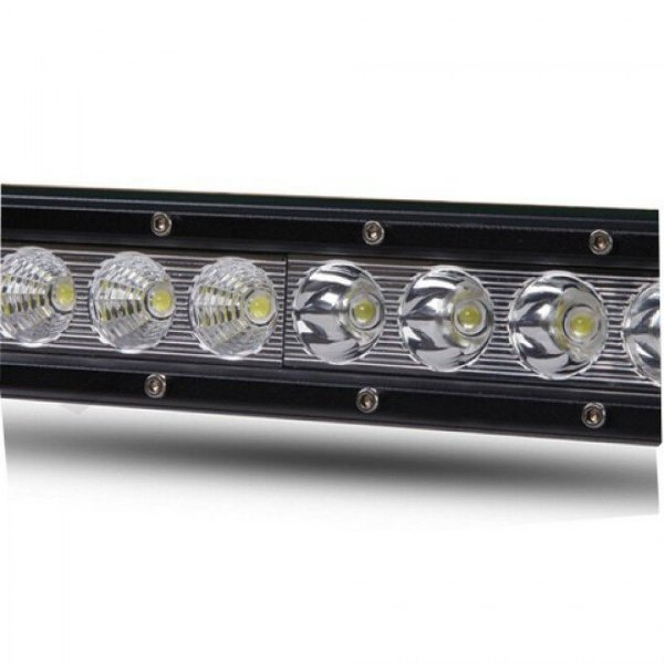 Barra Led Off Road Slim 180w 6000K Nissan Frontier