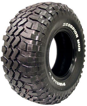 Pneu Pirelli Lt235/85r16 108q Scorpion Mud Wl