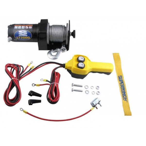 GUINCHO ELETRICO SUPERWINCH LT 2000
