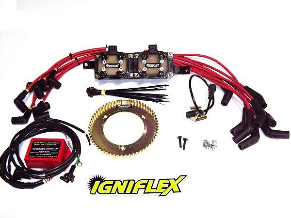 KIT IGNIFLEX FORD V8 MOTOR 302 CANADENSE