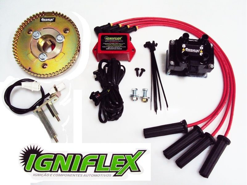 KIT IGNIFLEX FORD WILLS 4C 2.3 MOTOR OHC/Georgia