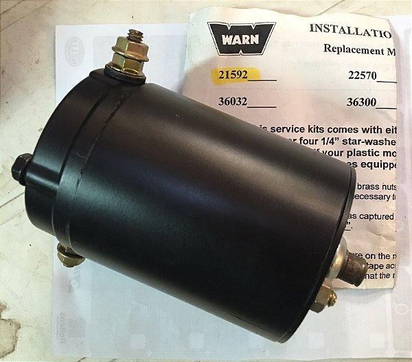 MOTOR ELET WARN U2500 A2000 2.5CI H600 ETC