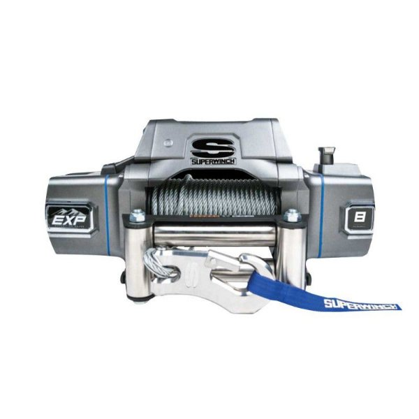 GUINCHO ELETRICO SUPERWINCH EXP8I