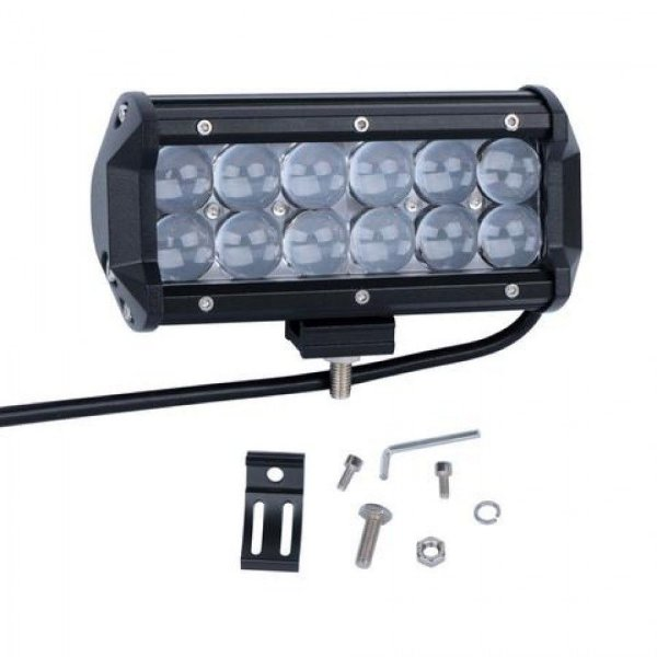 BARRA LED RETA 36W PHILIPS LENTE 4D