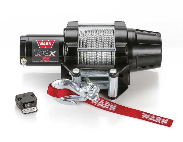 GUINCHO WARN POWERSPORT VRX 35