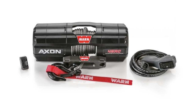 GUINCHO WARN AXON 45RC POWERSPORT