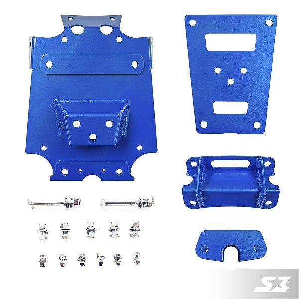 Kit de Reforço S3 Powersports Suspensão Dianteira Can Am X3