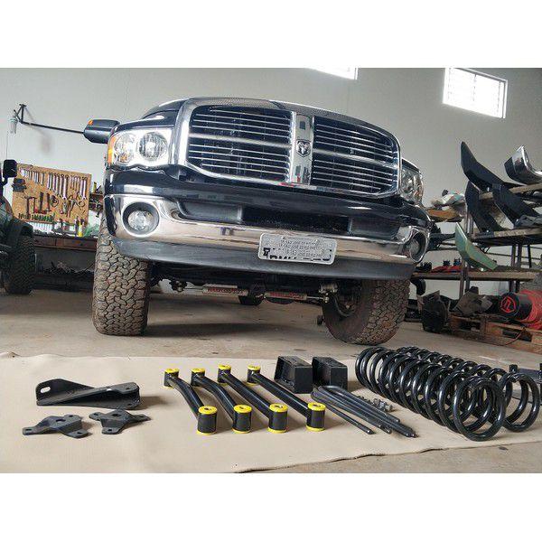 "Kit Lift de Suspensão Dodge Ram 6"" 2005 - 2012"