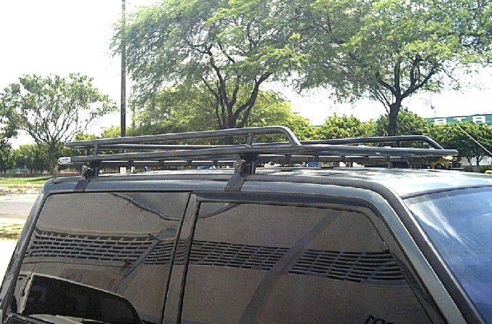Bagageiro Vitara Sidekick Geo Tracker 3 portas Teto Rigido (1,35m)