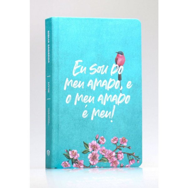 Bíblia Sagrada | NVI | Letra Normal | Capa Dura/Soft Touch | Meu Amado