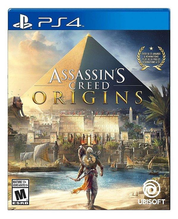 Assassin's Creed Origins para ps4 - Mídia Digital