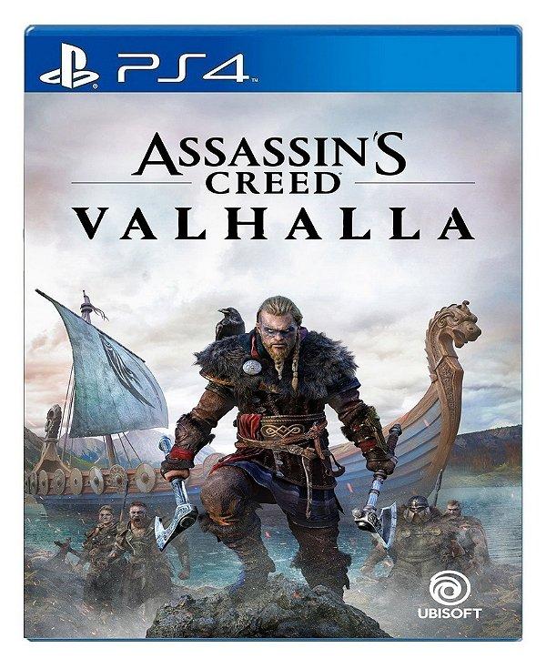 Assassin's Creed Valhalla para PS4 - Mídia Digital