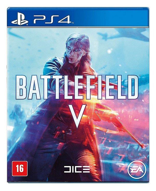Battlefield™ V para PS4 - Mídia Digital