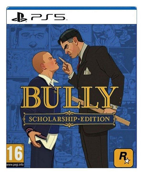 Bully para ps5 - Mídia Digital