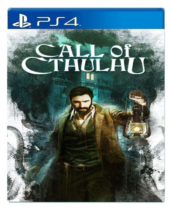 Call of Cthulhu para ps4 - Mídia Digital