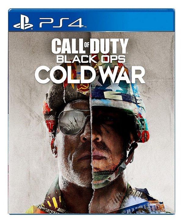 Call of Duty Black Ops Cold War - Edição Padrão para PS4 - Mídia Digital