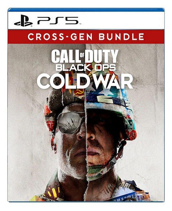 Call of Duty Black Ops Cold War - Edição Padrão para PS5 - Mídia Digital