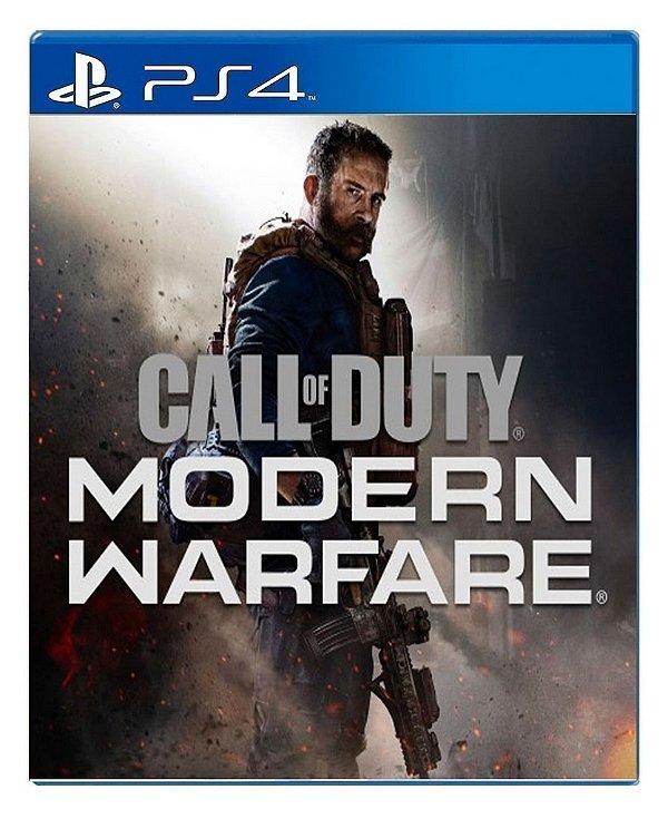 Call of Duty Modern Warfare para PS4 - Mídia Digital